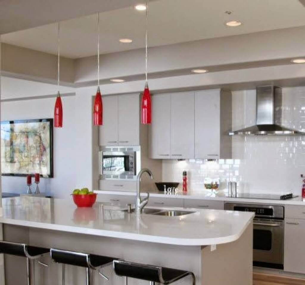 Best ideas about Ceiling Lights For Kitchen . Save or Pin Attractive Led Kitchen Ceiling Lights Now.