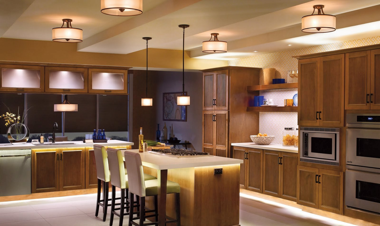 Best ideas about Ceiling Lights For Kitchen . Save or Pin Kitchen Ceiling Light The Best Way To Brighten Your Now.