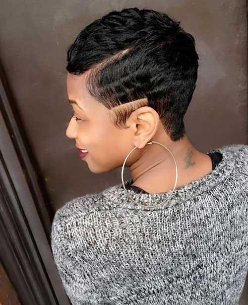 Best ideas about Champs Haircuts . Save or Pin 30 Pixie Haircut pour les cheveux noirs Coupe de Cheveux Now.