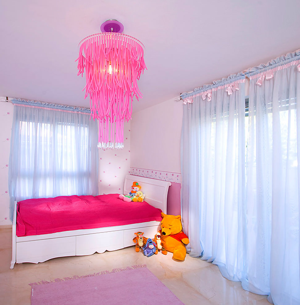 Best ideas about Chandeliers For Kids Room . Save or Pin 20 Pink Chandelier Designs Decorating Ideas Now.