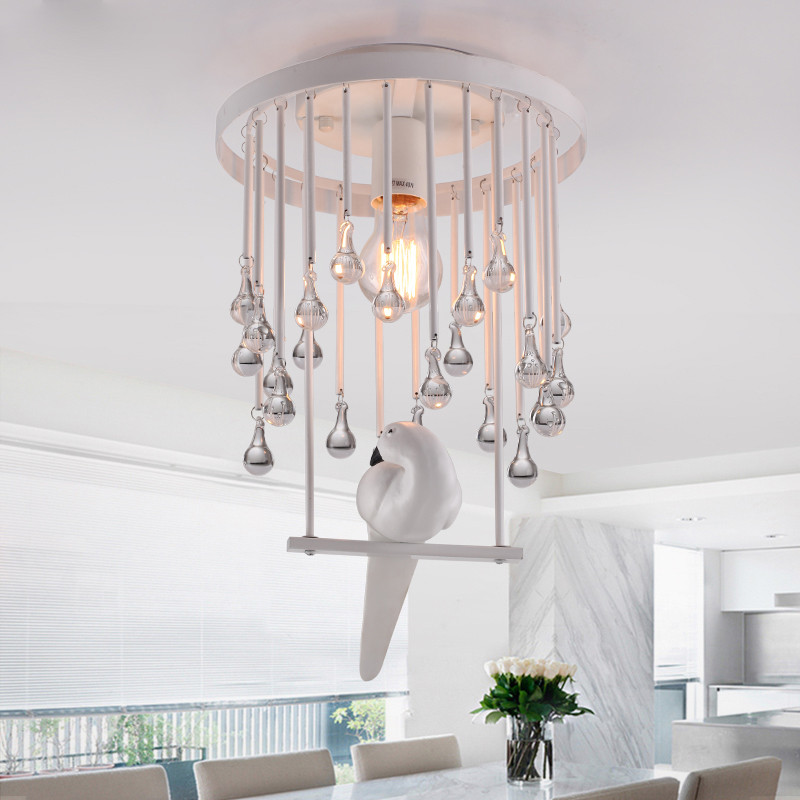 Best ideas about Chandeliers For Kids Room . Save or Pin nordic modern kids room ceiling chandelier light sweet Now.