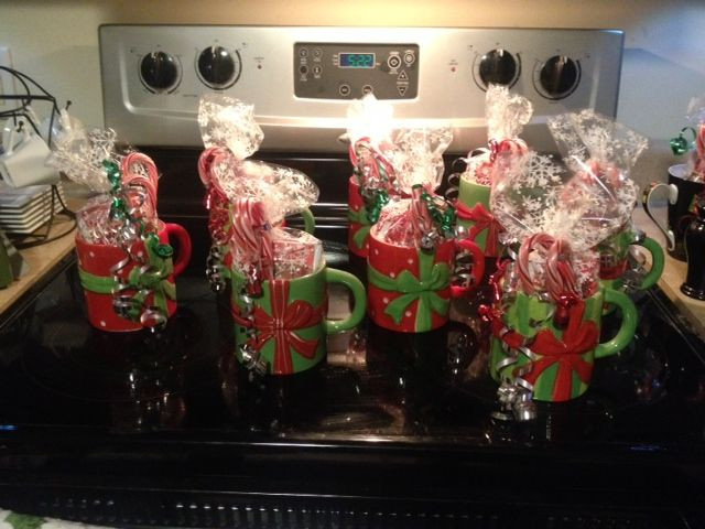 Best ideas about Cheap Christmas Gift Ideas For Coworkers . Save or Pin Easy cheap and fun ts for coworkers Christmas mugs Now.
