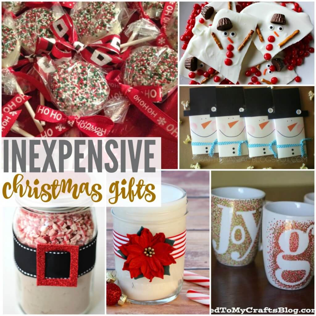 Best ideas about Cheap Christmas Gift Ideas For Coworkers . Save or Pin 20 Inexpensive Christmas Gifts for CoWorkers & Friends Now.