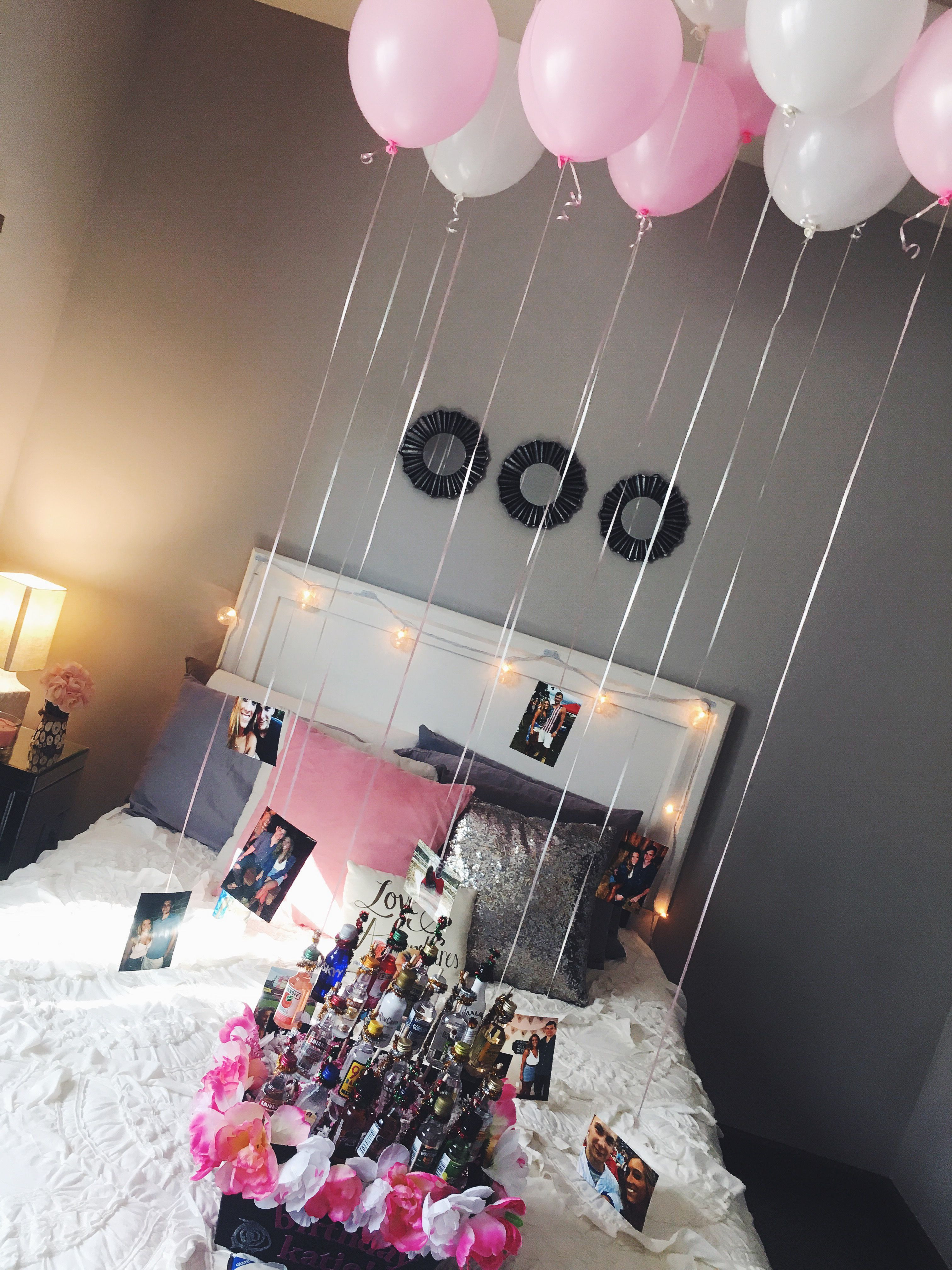 Best ideas about Cheap Gift Ideas For Girlfriend . Save or Pin easy and cute decorations for a friend or girlfriends 21st Now.