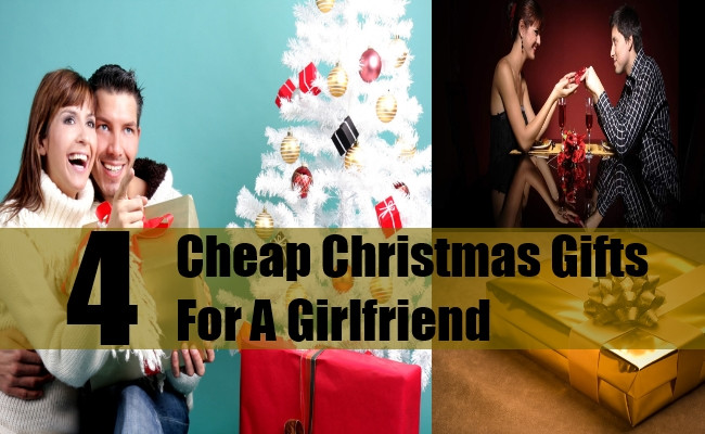 Best ideas about Cheap Gift Ideas For Girlfriend . Save or Pin Cheap Christmas Gifts For A Girlfriend Inexpensive Now.