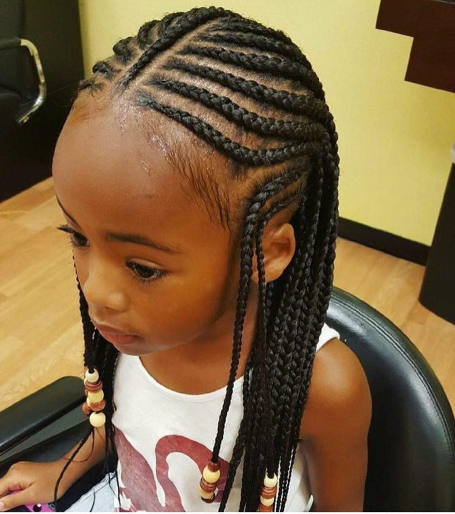 Best ideas about Children Hairstyles Braids . Save or Pin 6 Braids Hairstyles For Kids Perfect For The December Now.