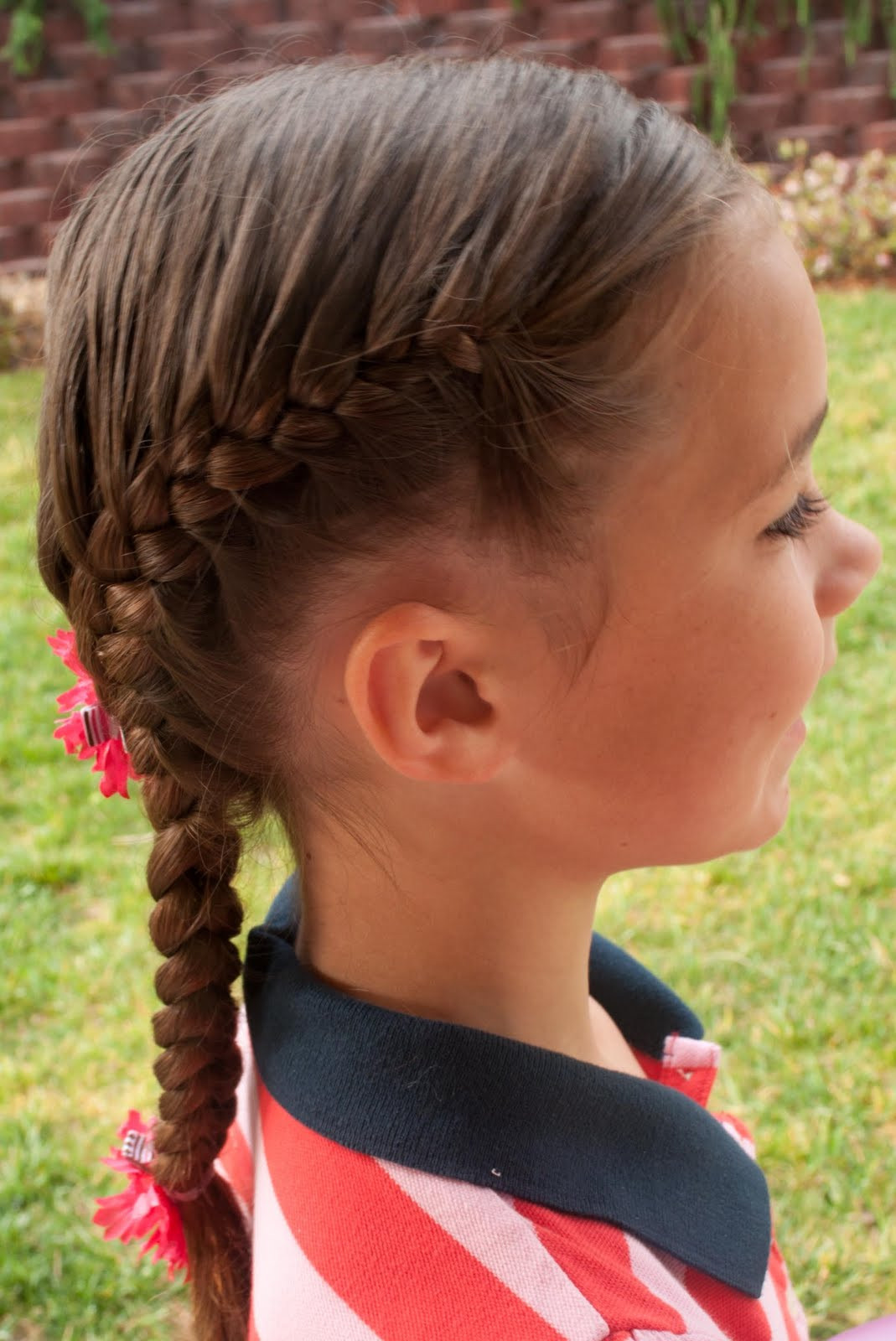 Best ideas about Children Hairstyles Braids . Save or Pin 20 Hairstyles for Kids with MagMent Now.