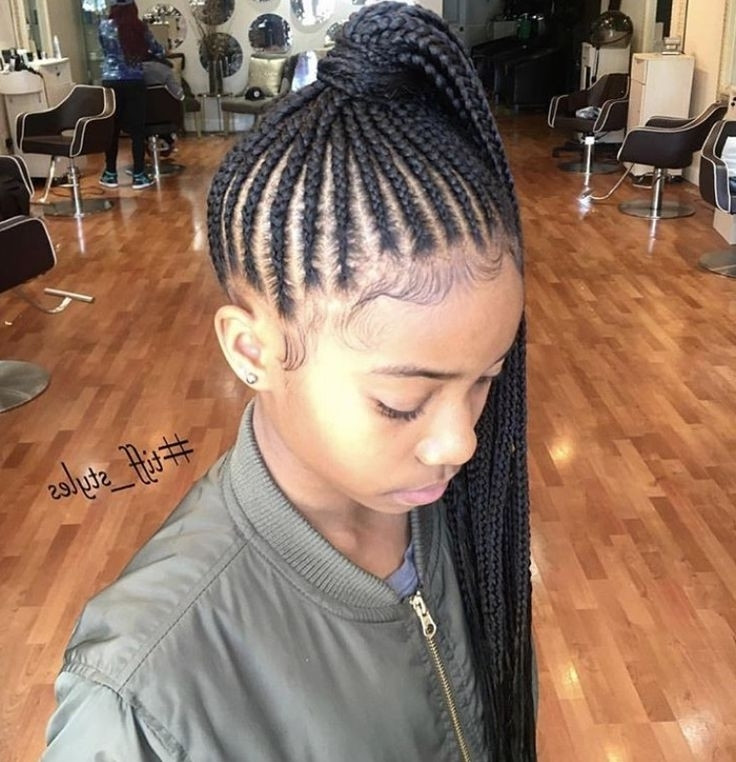 Best ideas about Children Hairstyles Braids . Save or Pin Weaving Hair Style For Children Plan Now.