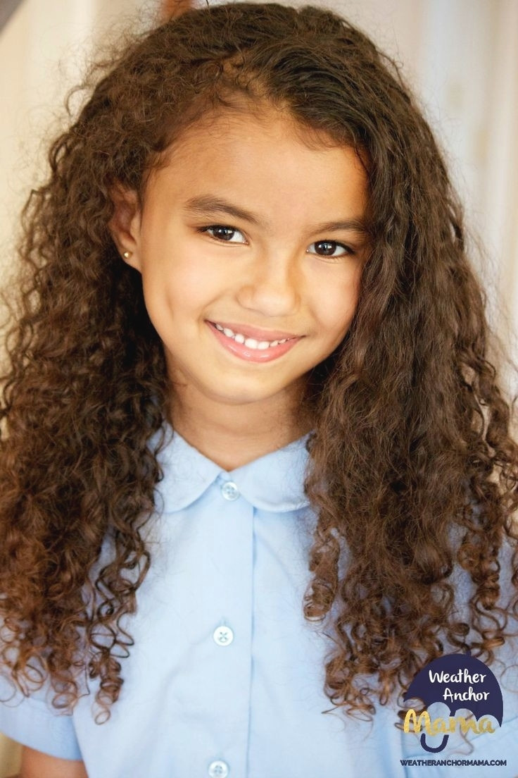 Best ideas about Children'S Natural Hairstyles . Save or Pin Children S Curly Hairstyles HairStyles Now.