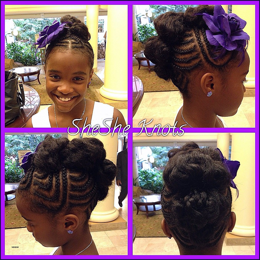 Best ideas about Children'S Natural Hairstyles . Save or Pin New Children s Cornrow Hairstyles – APHCALDAS Now.