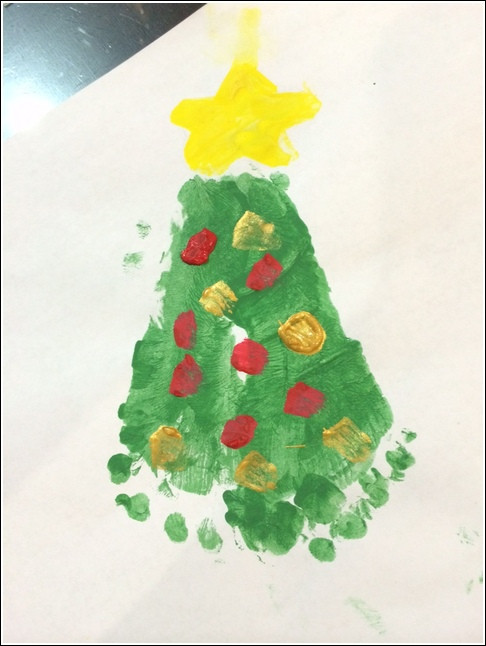 Best ideas about Christmas Artwork For Toddlers . Save or Pin Crafty Crafted Now.