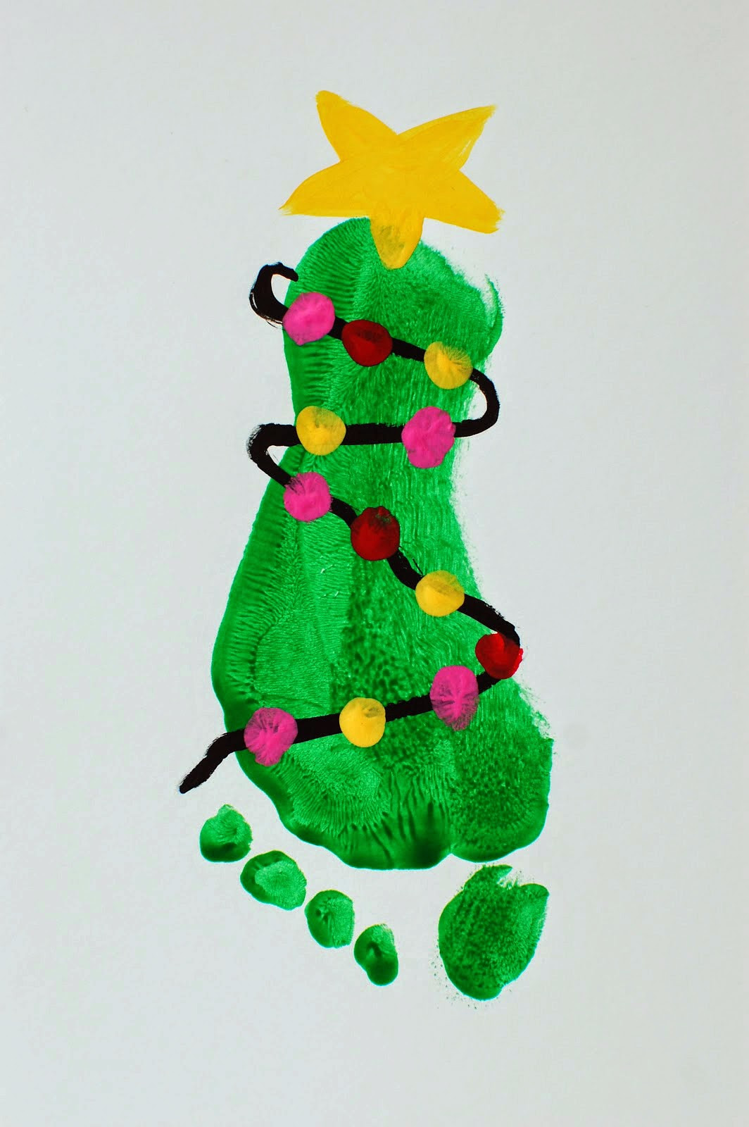 Best ideas about Christmas Artwork For Toddlers . Save or Pin Pinkie for Pink Kids Christmas Art Projects Now.