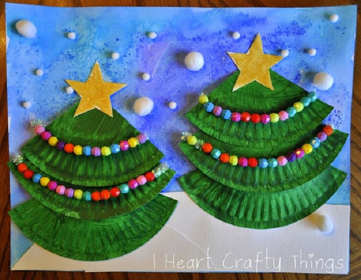 Best ideas about Christmas Artwork For Toddlers . Save or Pin Merry Christmas Art and Craft ideas Now.