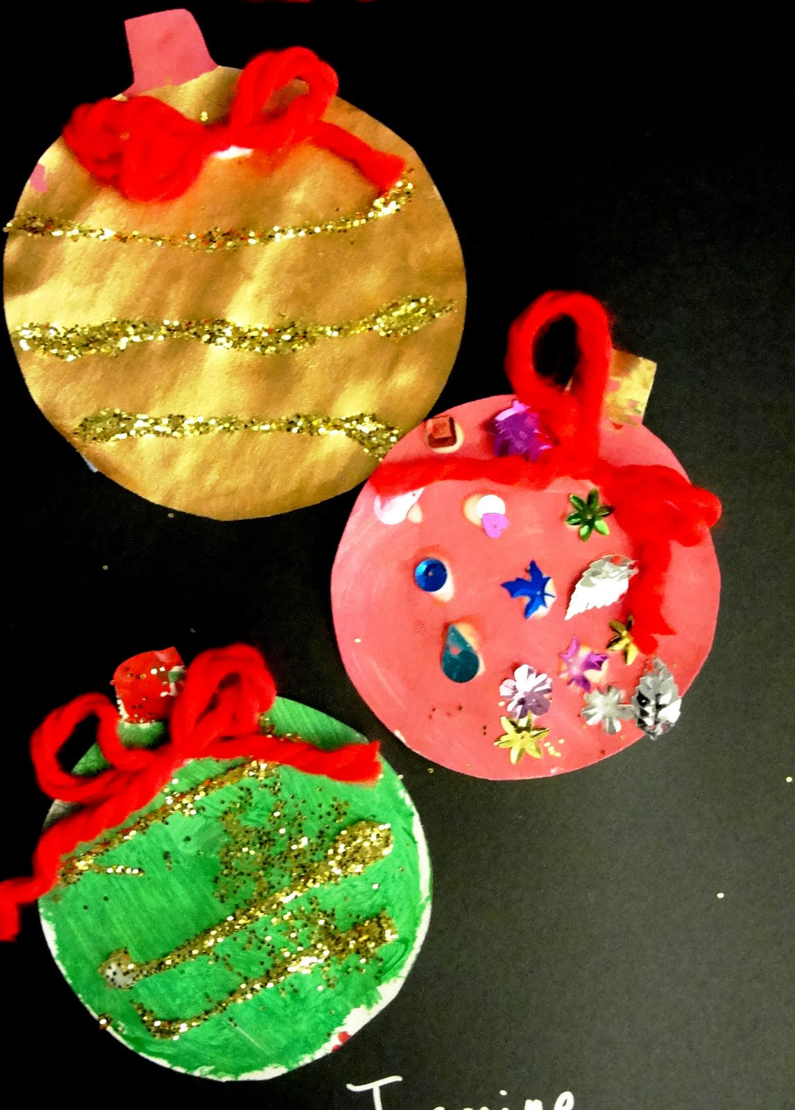 Best ideas about Christmas Artwork For Toddlers . Save or Pin Kids Art Projects Now.