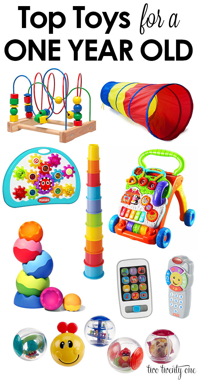 Best ideas about Christmas Gift Ideas For 1 Year Old Boys . Save or Pin Top Toys for a e Year Old Now.