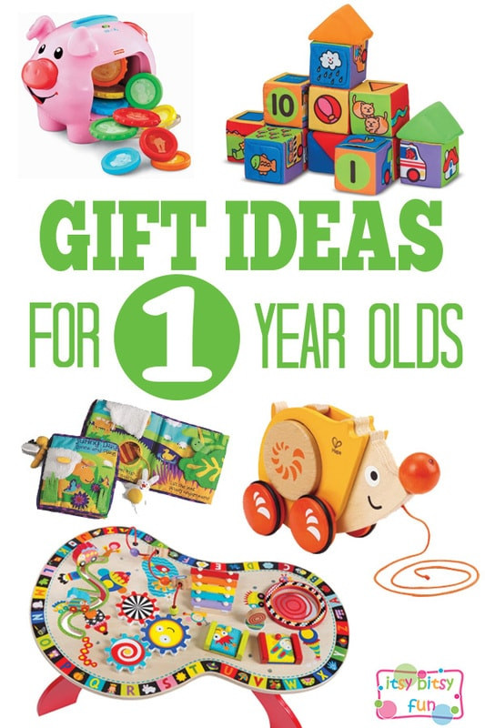 Best ideas about Christmas Gift Ideas For 1 Year Old Boys . Save or Pin Gifts for 1 Year Olds Itsy Bitsy Fun Now.
