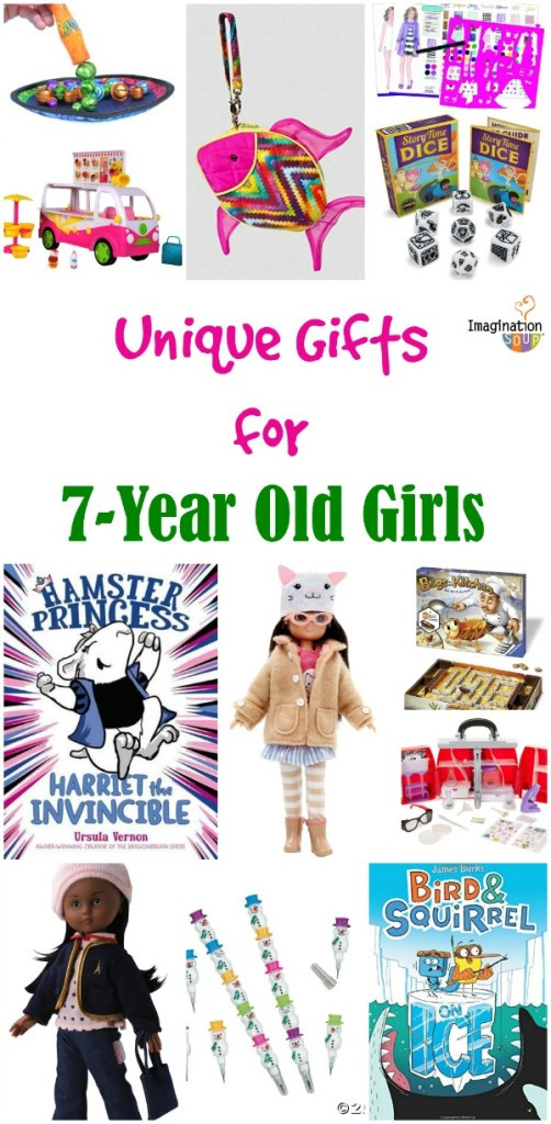 Best ideas about Christmas Gift Ideas For 9 Year Old Girl . Save or Pin Gifts for 7 Year Old Girls Now.