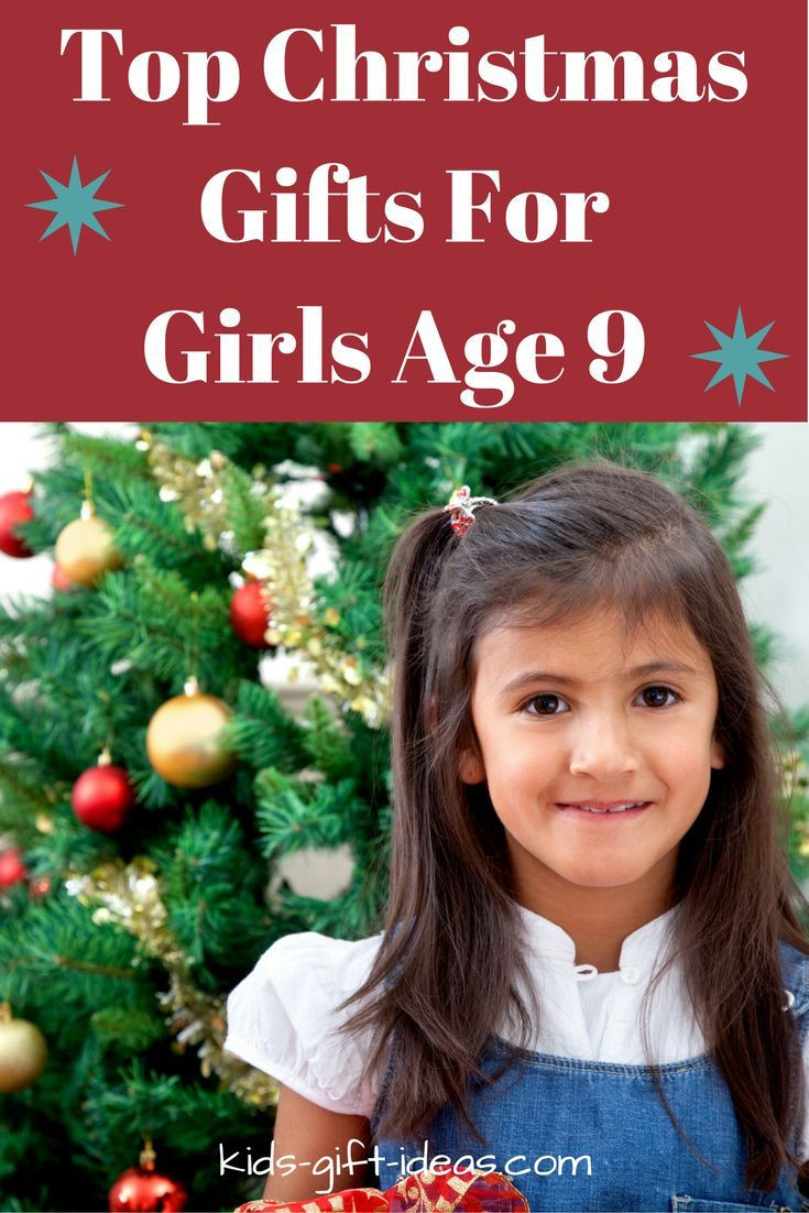 Best ideas about Christmas Gift Ideas For 9 Year Old Girl . Save or Pin 20 best Gift Ideas 9 Year Old Girls images on Pinterest Now.