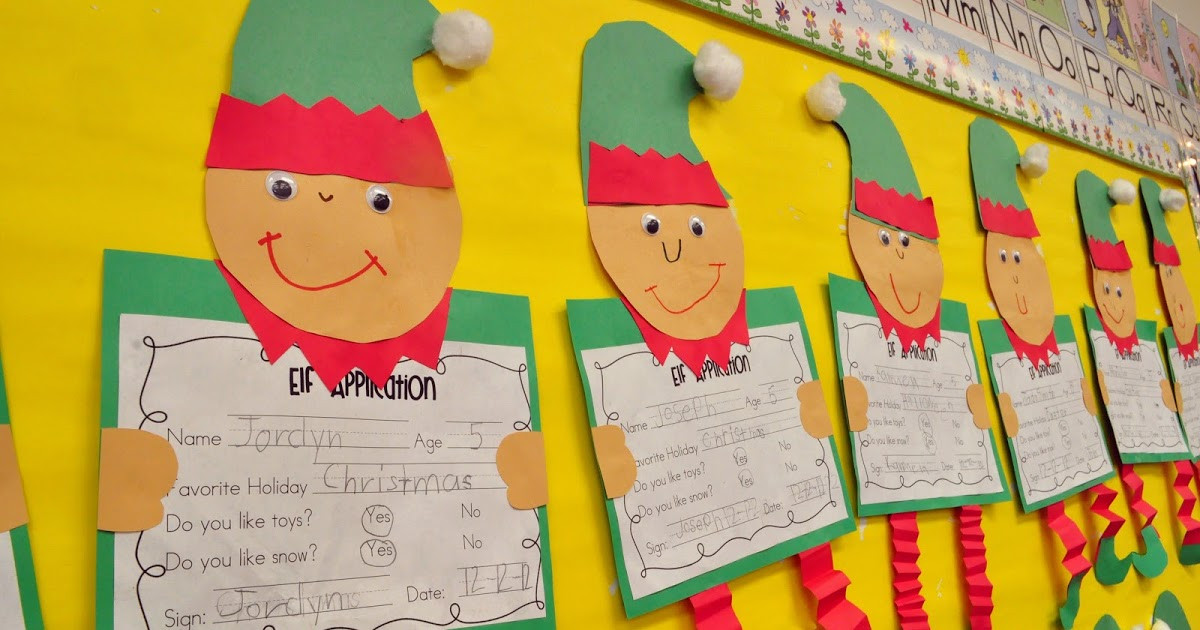 Best ideas about Christmas Projects For Preschoolers . Save or Pin Mrs Ricca s Kindergarten Christmas Crafts & Freebies Now.