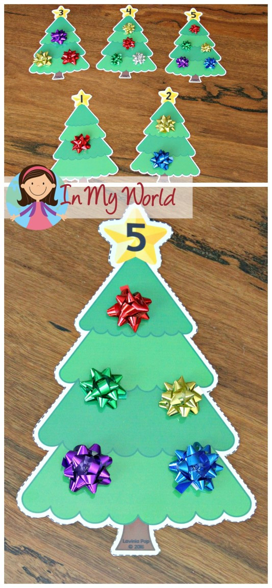 Best ideas about Christmas Projects For Preschoolers . Save or Pin Christmas Preschool Centers In My World Now.