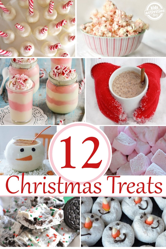 Best ideas about Christmas Treats DIY . Save or Pin A Dozen Homemade Christmas Treats Have Been Published Now.