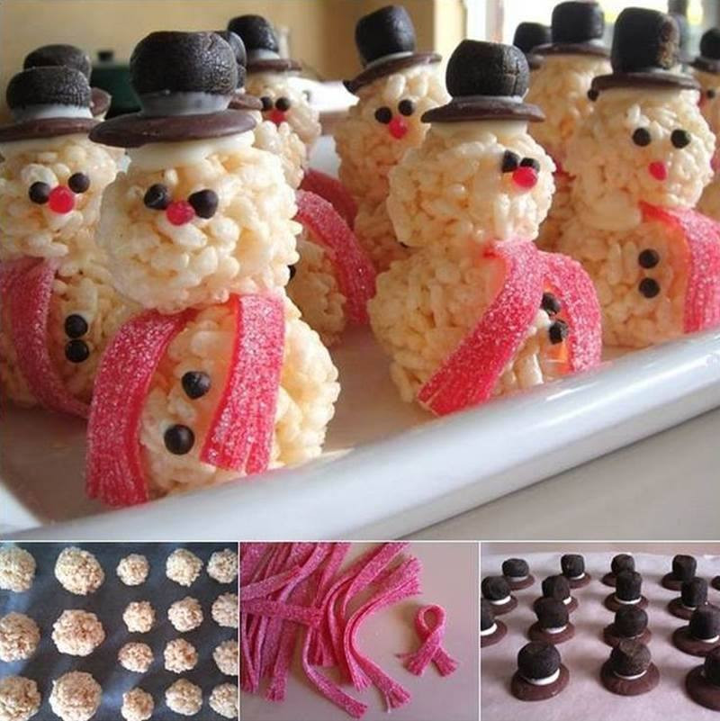 Best ideas about Christmas Treats DIY . Save or Pin 19 Most Adorable Christmas Food Gifts Ideas To Delight Now.