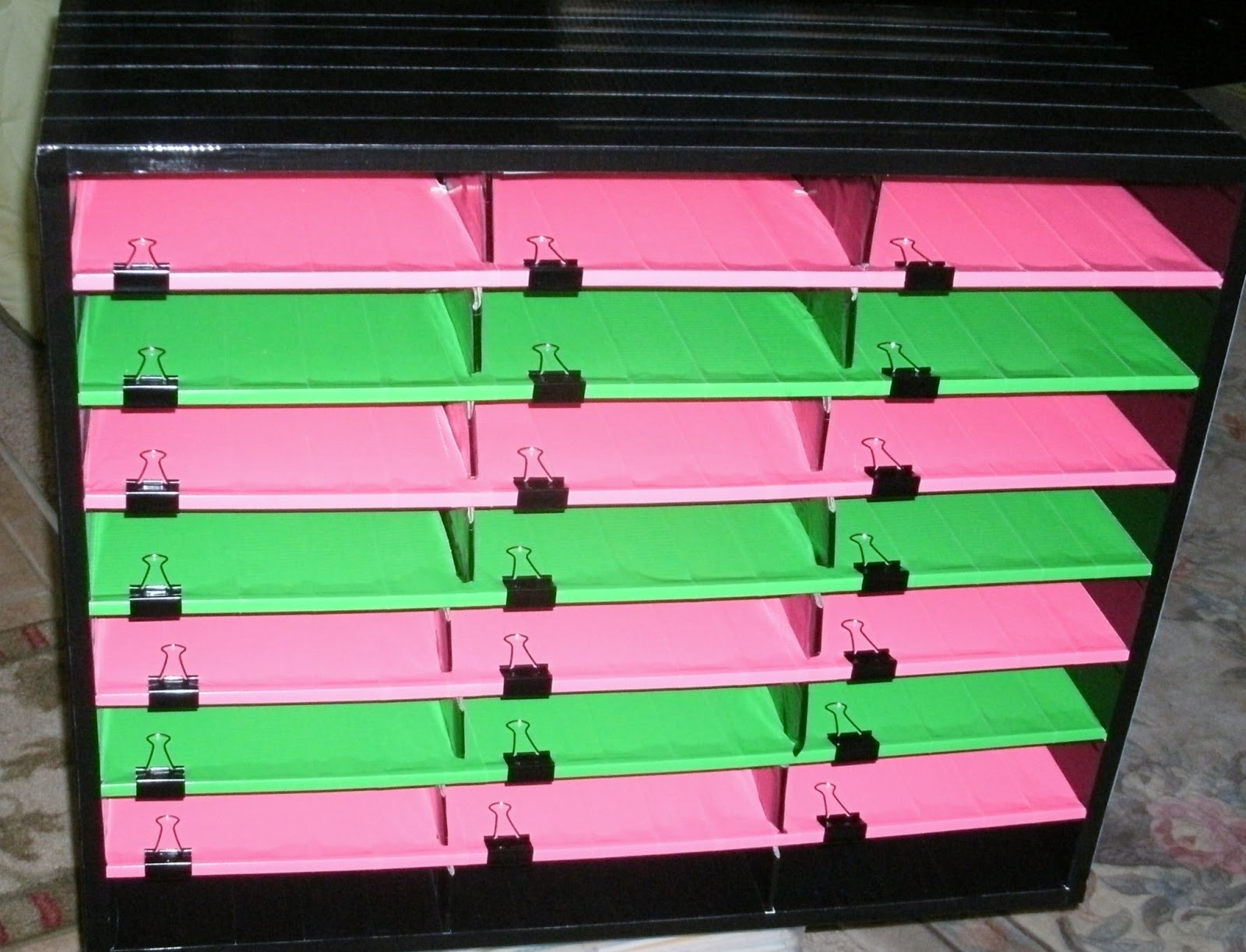 Best ideas about Classroom Mailboxes DIY . Save or Pin Monday Made It Classroom mailbox update teacher stool Now.