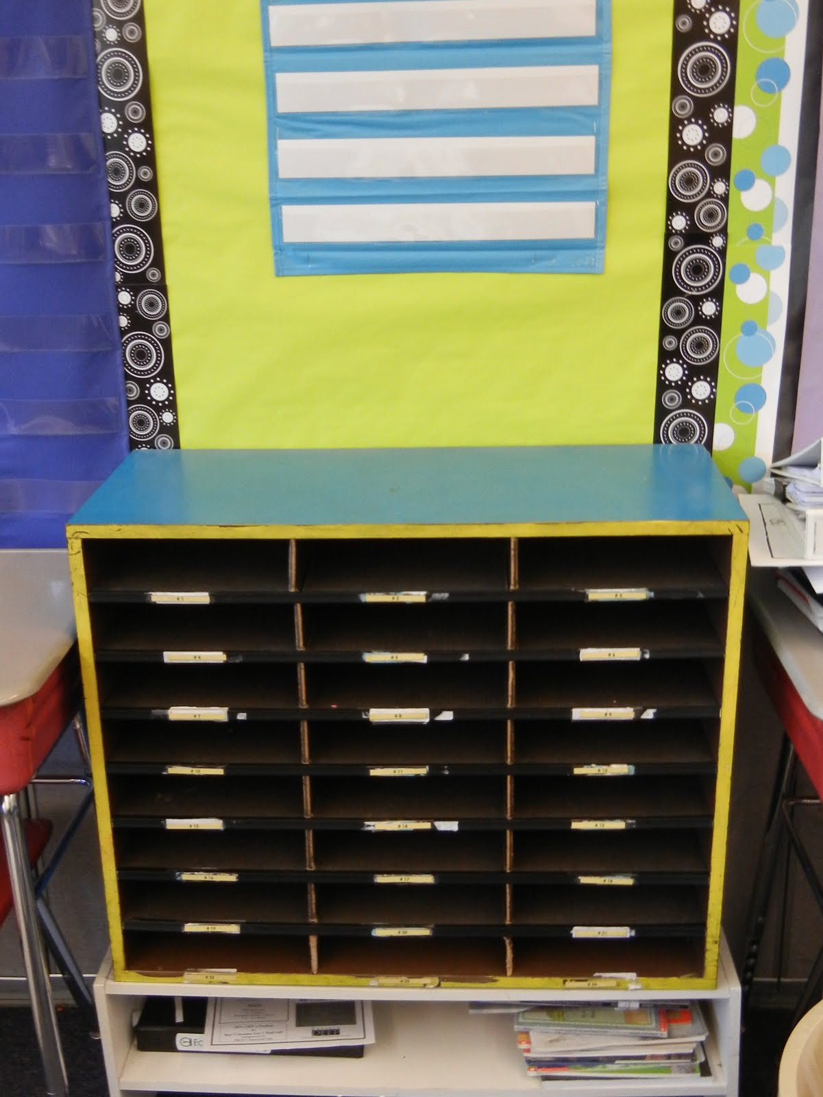 Best ideas about Classroom Mailboxes DIY . Save or Pin Ideas for Cheap and Easy STUDENT MAILBOXES in the Now.