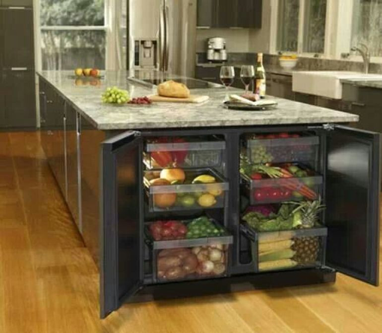 Best ideas about Clever Kitchen Ideas . Save or Pin 29 Insanely Clever Kitchen Ideas Now.