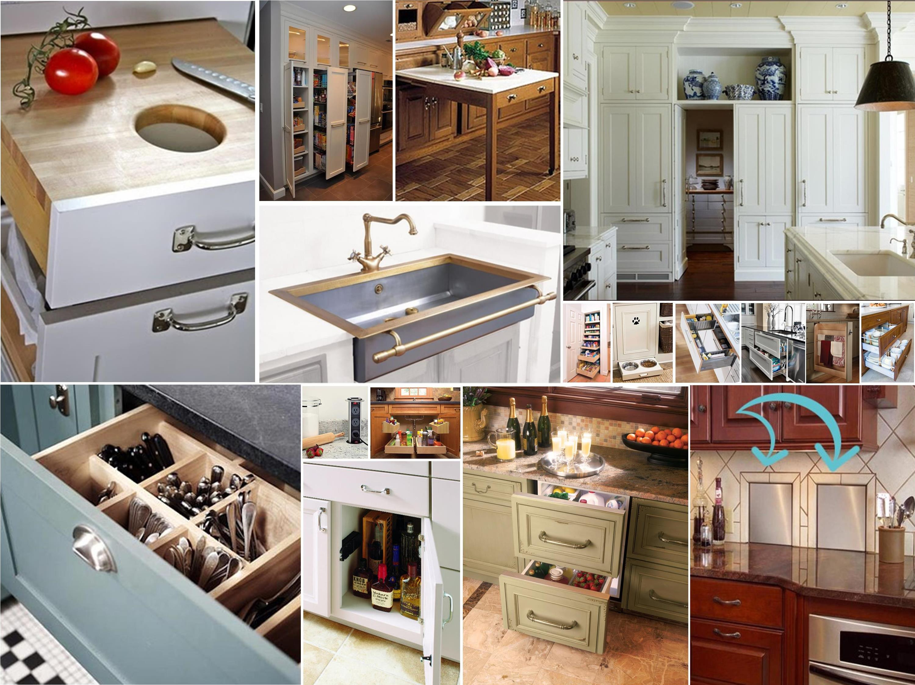 Best ideas about Clever Kitchen Ideas . Save or Pin Here Some Other Clever Kitchen Ideas Should Think DMA Now.