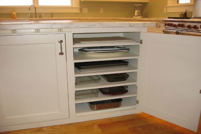 Best ideas about Clever Kitchen Ideas . Save or Pin 10 Super Clever Kitchen Storage Ideas Now.