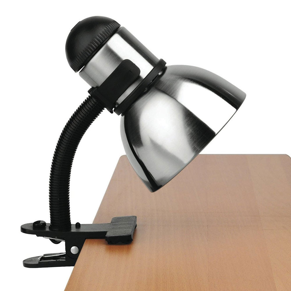 Best ideas about Clip On Desk Lamp . Save or Pin Henrik Adjustable Clip Desk Lamp in Desk Lamps Now.