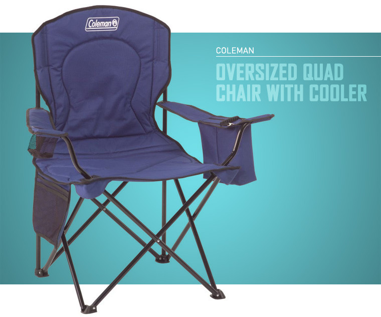 Best ideas about Coleman Oversized Quad Chair With Cooler . Save or Pin The 14 Best Camping Chairs for Chilled Adventures in 2018 Now.