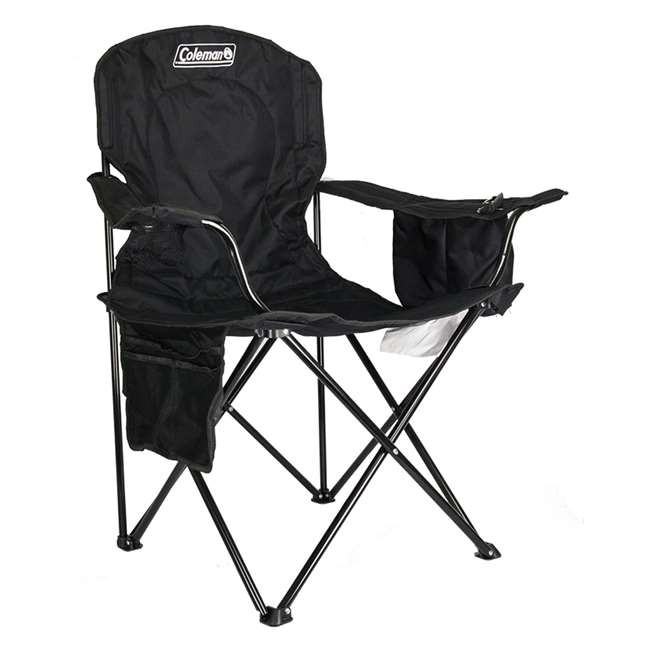 Best ideas about Coleman Oversized Quad Chair With Cooler . Save or Pin Coleman Cooler Quad Chair With Built In Cooler and Cup Now.