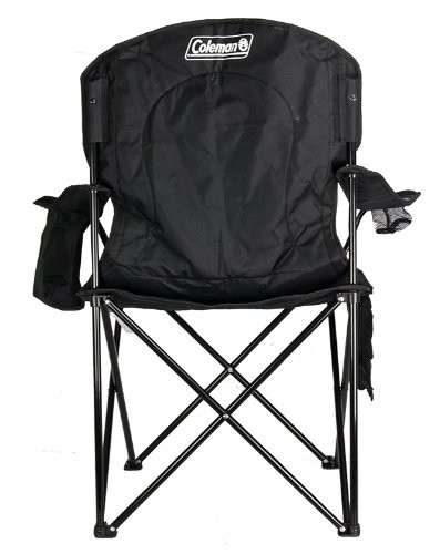 Best ideas about Coleman Oversized Quad Chair With Cooler . Save or Pin Coleman Quad Chair With Built In Cooler Black Buy Now.