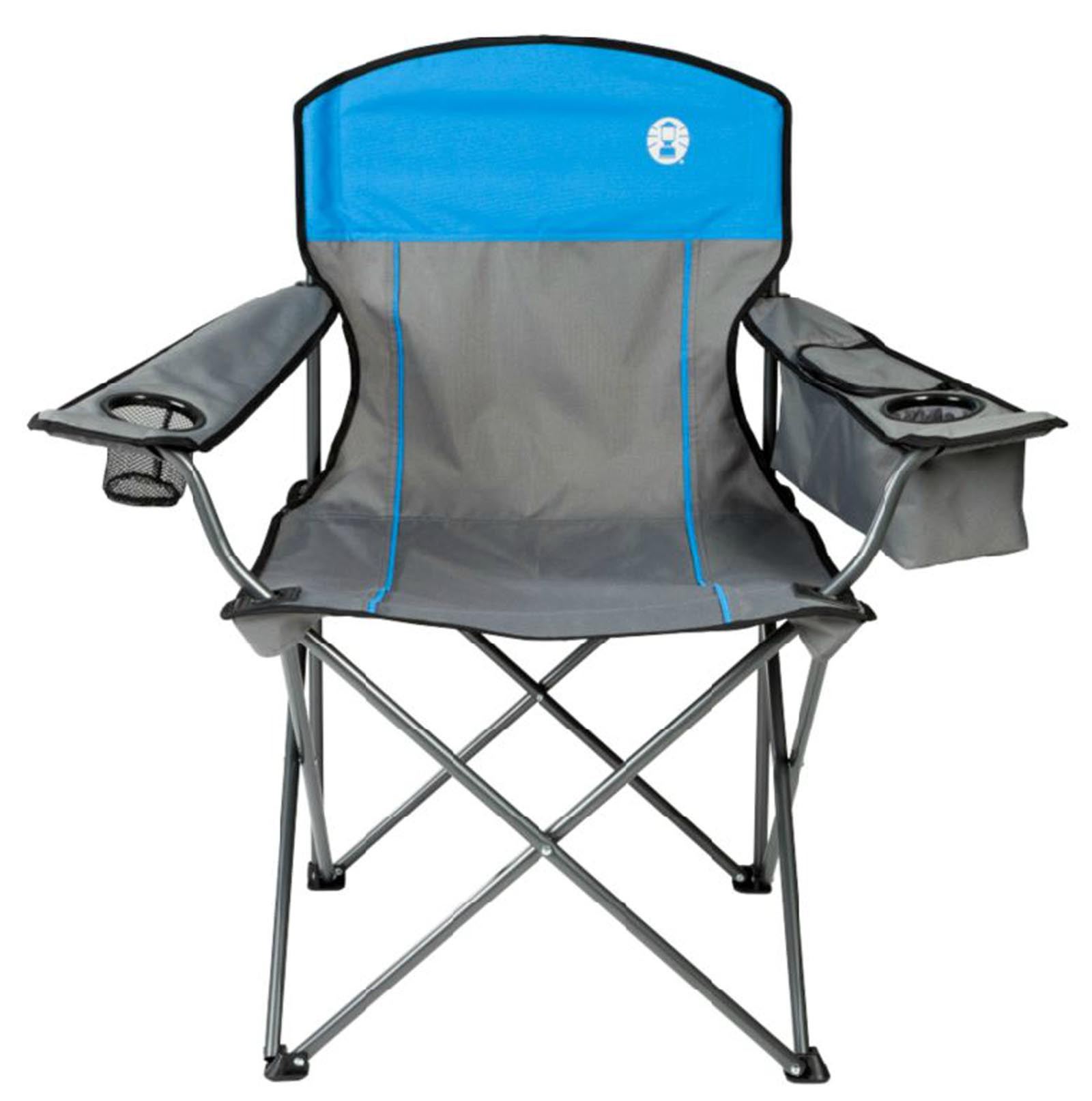 Best ideas about Coleman Oversized Quad Chair With Cooler . Save or Pin COLEMAN Camping Outdoor Oversized Quad Chair w Cooler Now.
