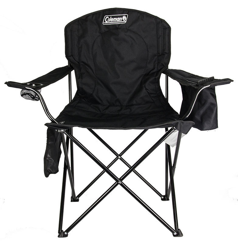 Best ideas about Coleman Oversized Quad Chair With Cooler . Save or Pin NEW COLEMAN Camping Outdoor Oversized Quad Chair w Now.