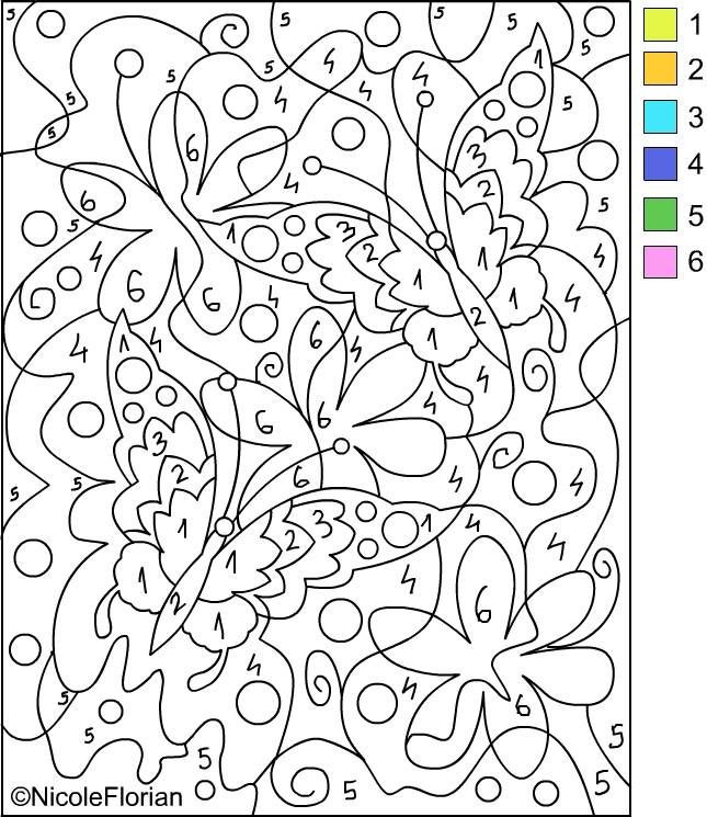 Best ideas about Color By Number Adult Coloring Books . Save or Pin color by number for adults Now.