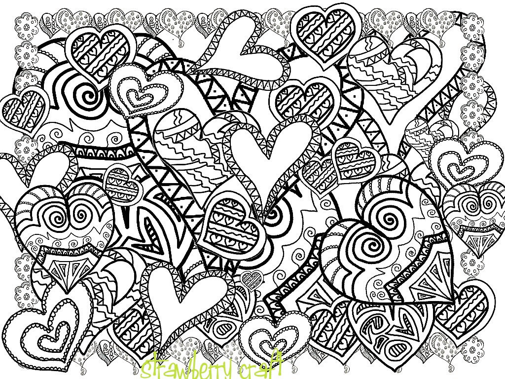 Best ideas about Coloring Books Adult . Save or Pin Adult Coloring Pages Dr Odd Now.