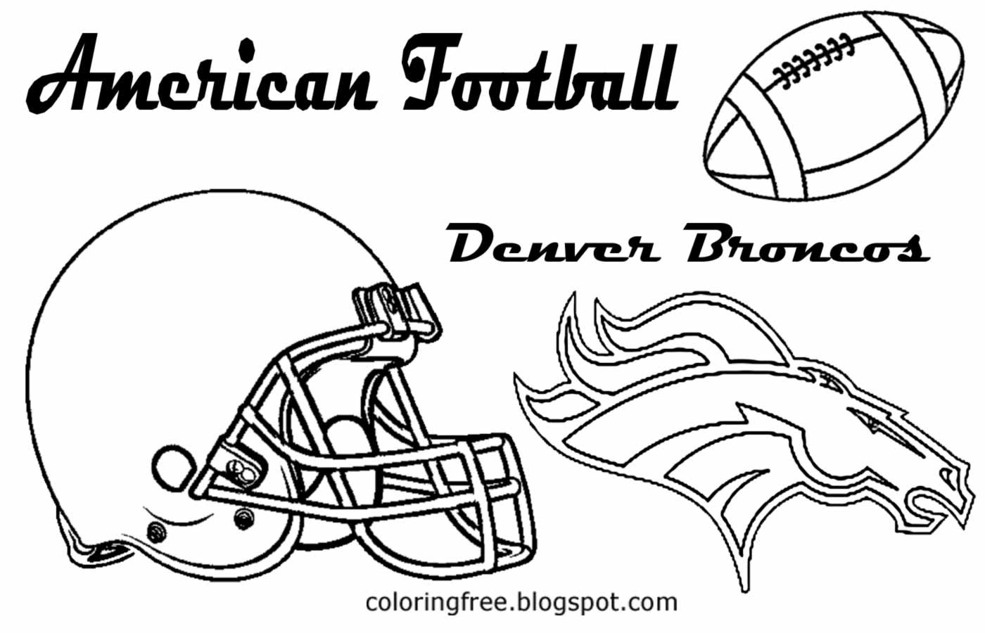 Best ideas about Coloring Pages For Boys Football Broncos . Save or Pin Nashville Predators Free Colouring Pages Now.