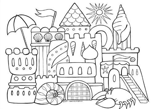 Best ideas about Coloring Pages For Girls 12 And Up Abstract . Save or Pin 1 Sınıf Boyama Kağıtları Etkinlikleri Gökkuşağı Şato ve Now.
