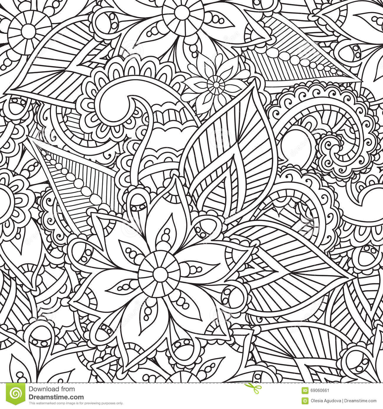 Best ideas about Coloring Pages For Girls 12 And Up Abstract . Save or Pin Abstract Coloring Pages For Adults – Color Bros Now.