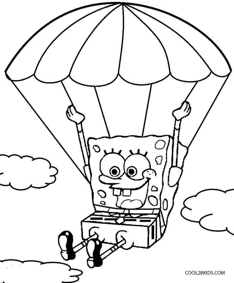 Best ideas about Coloring Pages For Kids Spongebob . Save or Pin Printable Spongebob Coloring Pages For Kids Now.