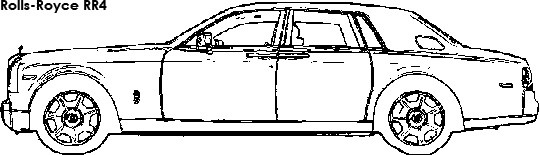 Best ideas about Coloring Pages For Teens Roll Royce . Save or Pin Rolls Royce colouring page Now.