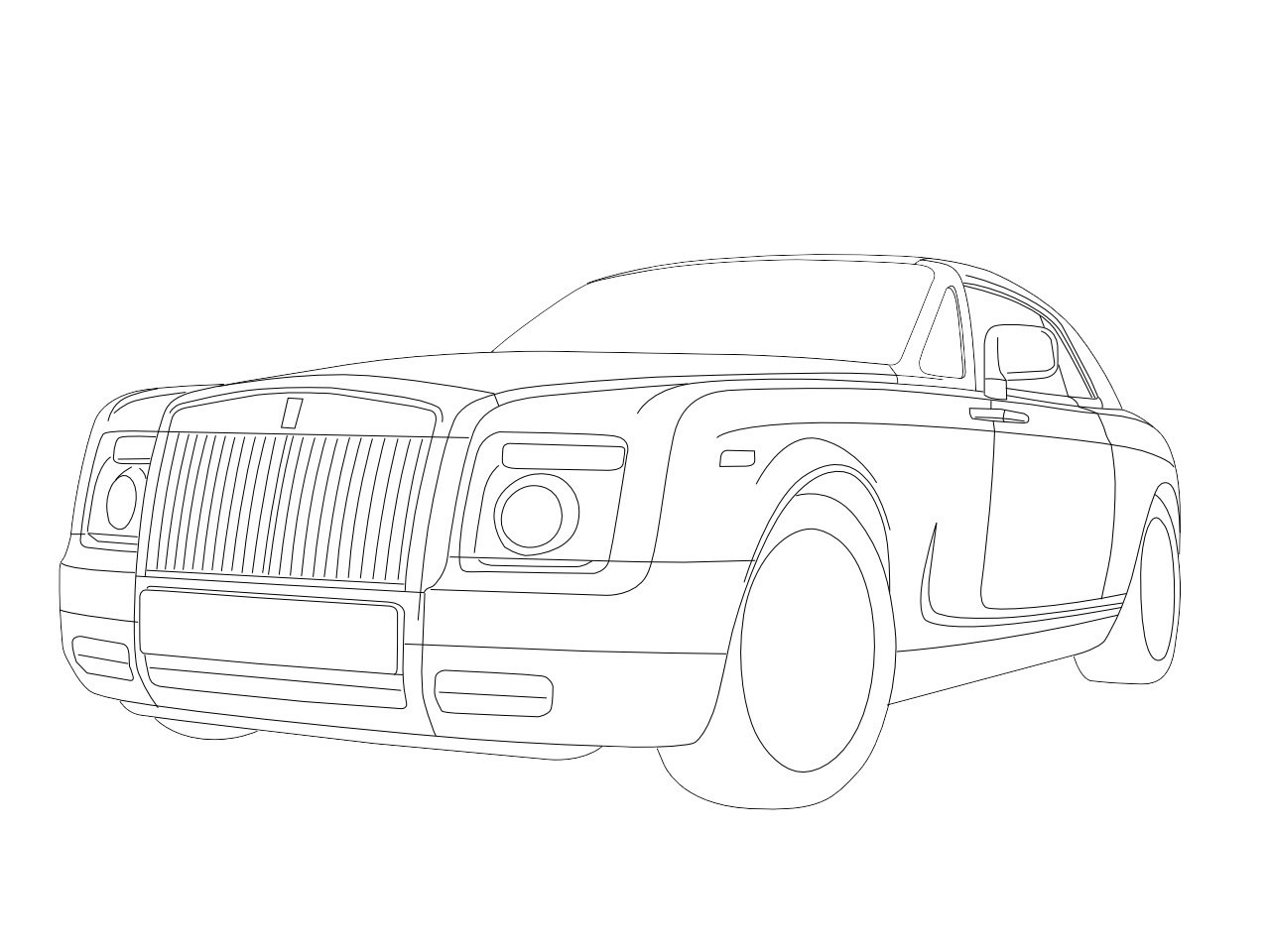 Best ideas about Coloring Pages For Teens Roll Royce . Save or Pin Rolls Royce Coloring Pages Now.
