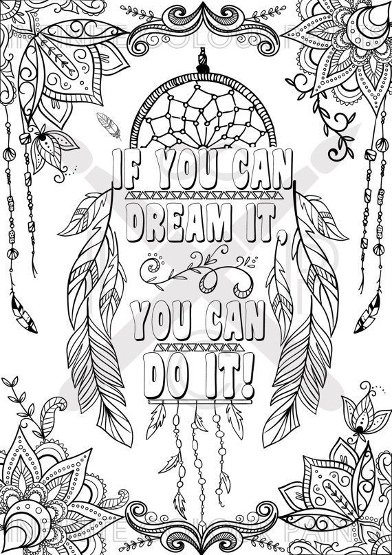 Best ideas about Coloring Sheets For Girls Size Big For The Mouth Of September . Save or Pin Printable Coloring Sheets For Adults Quotes About Now.