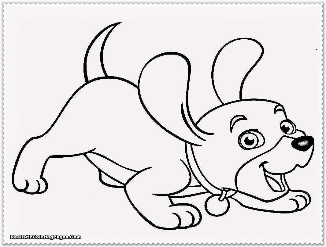 Best ideas about Coloring Sheets For Girls Size Big For The Mouth Of September . Save or Pin Puppy Coloring Pages Now.