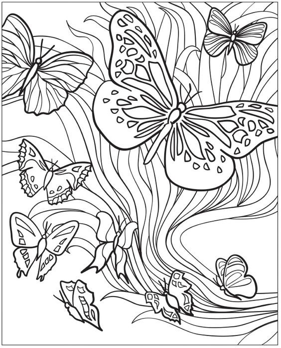 Best ideas about Coloring Sheets For Girls Tweens And Teens . Save or Pin Coloring Pages for Teens Best Coloring Pages For Kids Now.