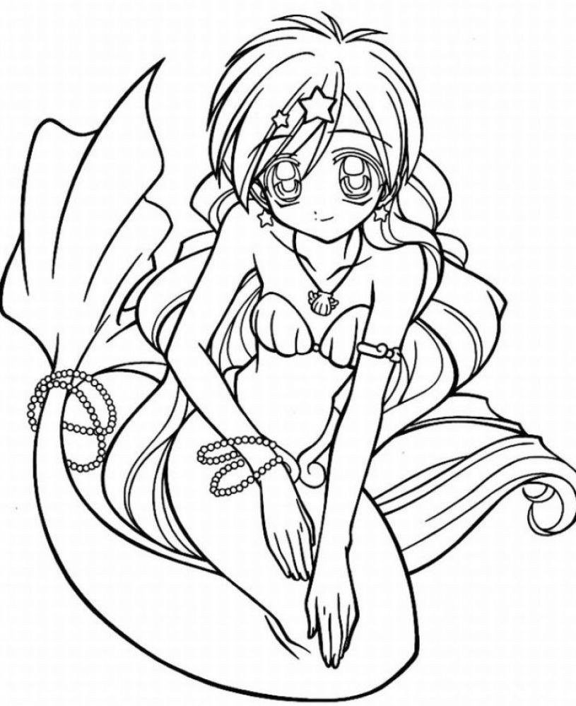 Best ideas about Coloring Sheets For Girls Tweens And Teens . Save or Pin 20 Teenagers Coloring Pages PDF PNG Now.