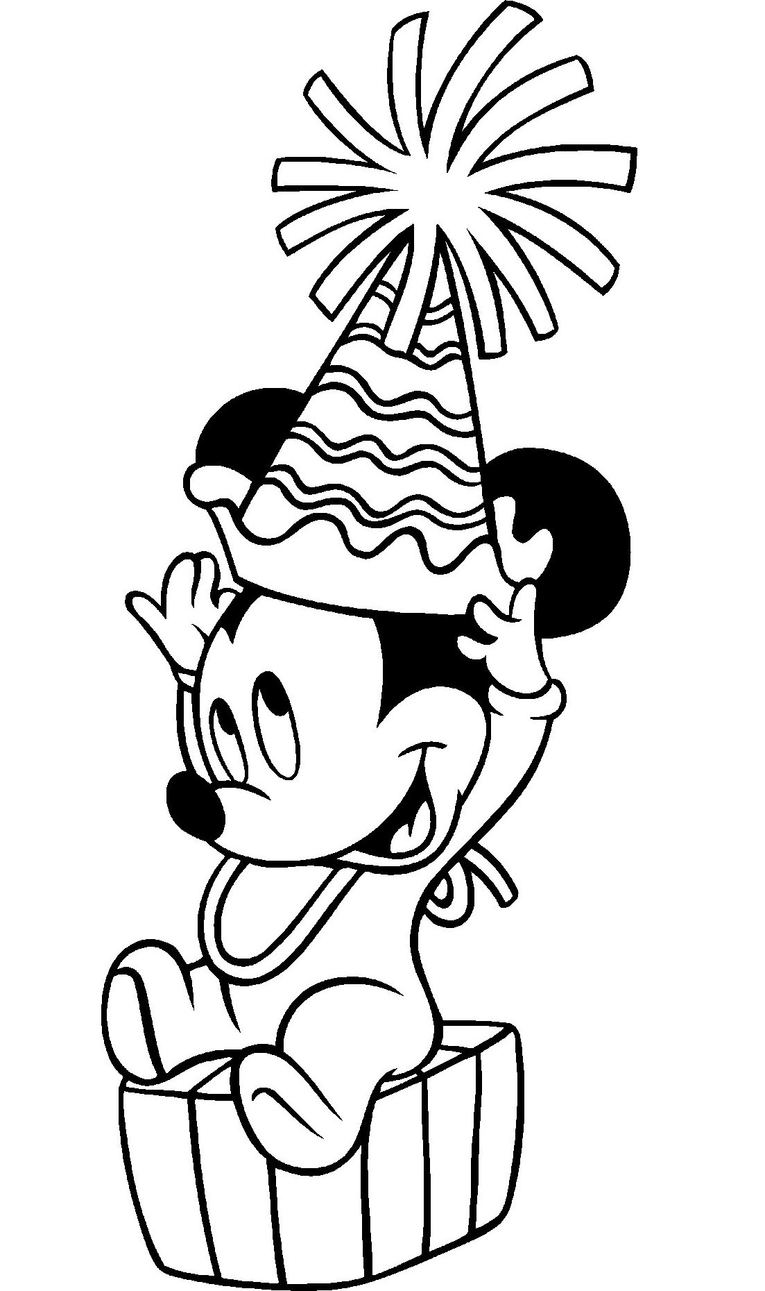 Best ideas about Coloring Sheets For Kids Mickey Mouse . Save or Pin Free Printable Mickey Mouse Coloring Pages For Kids Now.